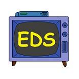 Simpsons TV small