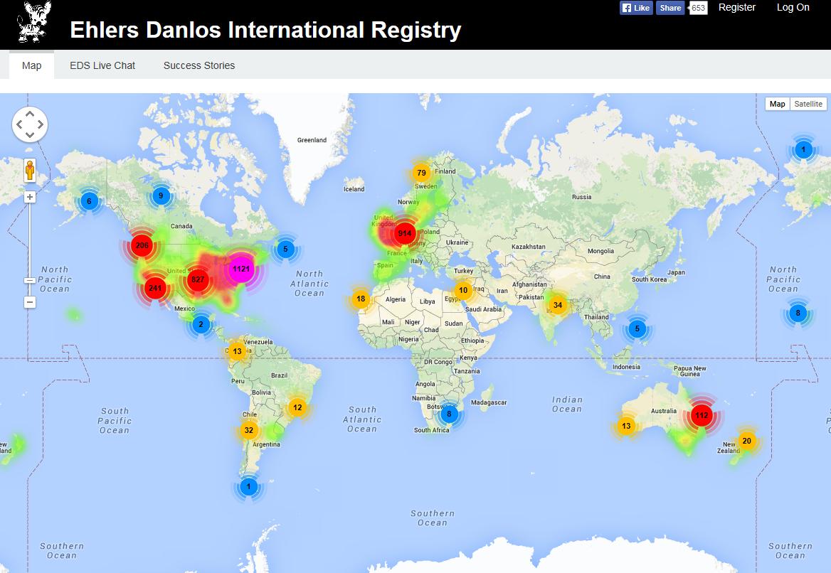 EDS Registry 3